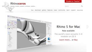 نرم افزار مهندسی / Rhino